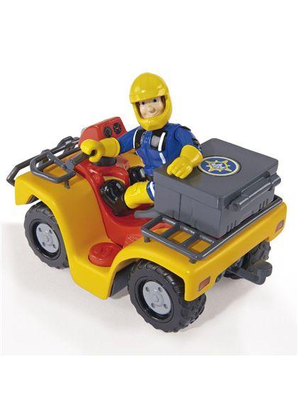 Quad mercury fireman sam con figura - 33357657(1)