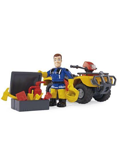 Quad mercury fireman sam con figura - 33357657(2)