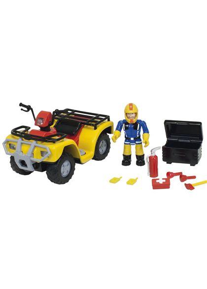 Quad mercury fireman sam con figura - 33357657(3)