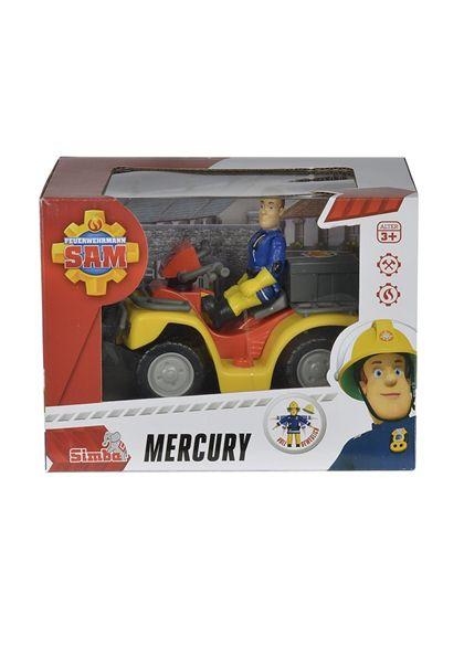 Quad mercury fireman sam con figura - 33357657(4)