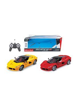 Coche super racing radio control - 94205167