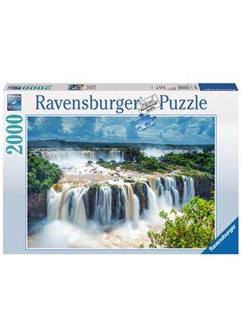 Puzzle 2000 pzs las cataratas del iguazu, brasil - 26916607(1)