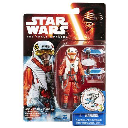Star wars e7 figura x-wing pilot asty - 25504167(1)