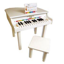 Piano de cola con patas grande y banqueta - 31007093