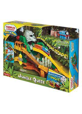 Circuito de la selva thomas - 24519497