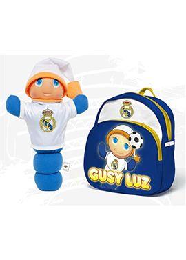 Gusy real madrid + mochila