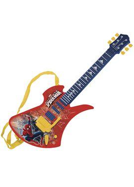 Guitarra electronica spiderman - 31000561