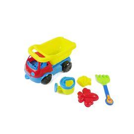 Camión 34 cm 5 piezas para la arena