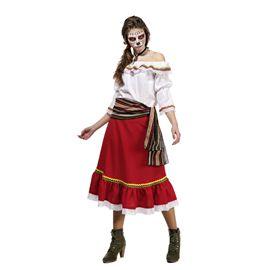 Disfraz mexicana talla m ma653 - 57136530