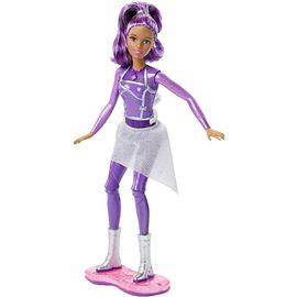 Barbie y skate galactico