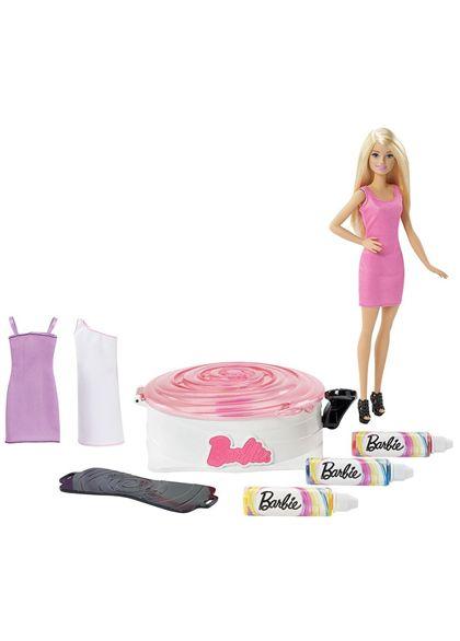 Barbie gira y diseña - 24527386