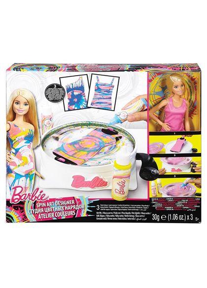 Barbie gira y diseña - 24527386(6)