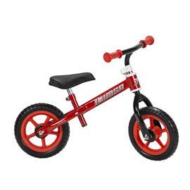 """Rider bike 10"""" speed red - 34300110"""