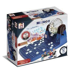 Loteria automatica de luxe 72 cartones - 06120905