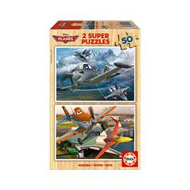 Puzzle 2 x 50 planes - 04015564