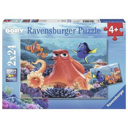 Puzzle 2 x 24 dory - 26909103