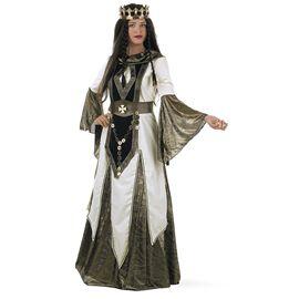 Disfraz reina de las cruzadas medieval talla l da - 57181039