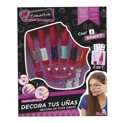 Creative decora tus uñas grande - 33357534(1)