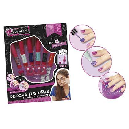 Creative decora tus uñas grande - 33357534
