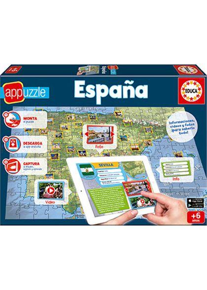 Puzzle 150 app españa - 04015946