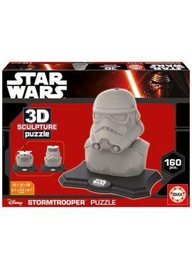 3d sculture stormtrooper