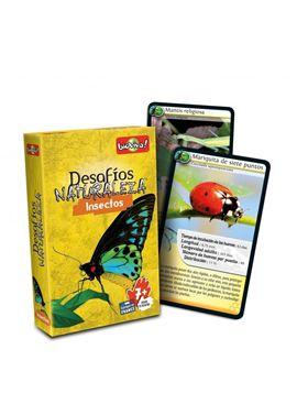 Desafíos naturaleza: insectos - 50328106