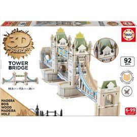 3d monument tower bridge
