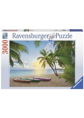 Puzzle 3000 paraiso tropical - 26917071