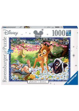 Puzzle 1000 disney bambi - 26919677