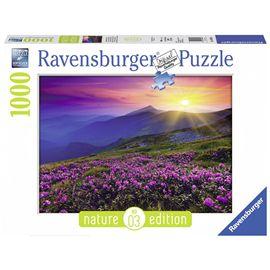 Puzzle 1000 pzs montagne all´alba - 26919608