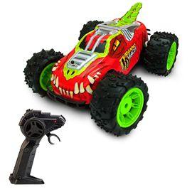 Tyrano racer con bateria + cargador radio control - 15480696
