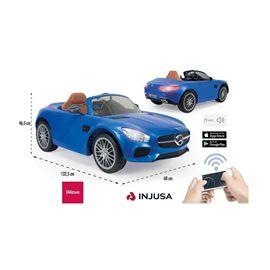Mercedes amg gt 6v rc by app mobile - 18507172(1)