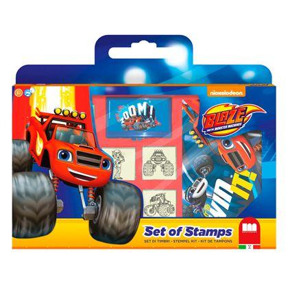 Blaze set estampines mediano 7 sellos - 24207914(1)