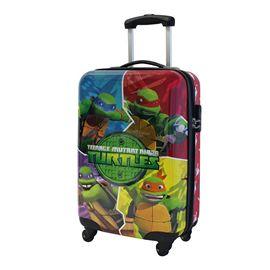Trolley abs 55cm tortugas ninja cartoon - 75828216