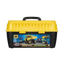 Maletín monta tu vehículo de obras cat - 90980950