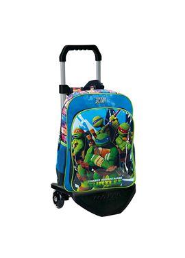 Mochila adaptable 40cm carro tortugas ninja - 75829672