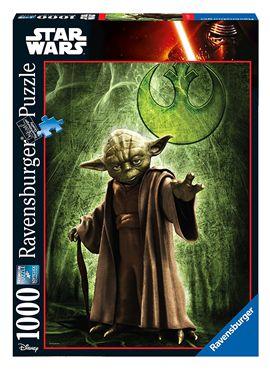 Puzzle 1000 star wars yoda - 26919680