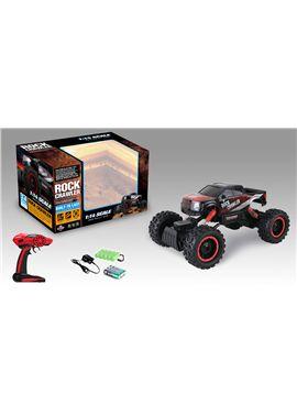 4x4 radio control rock crawler 1:14 con batería - 97201401