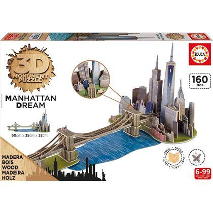 3d monument puente de brooklyn - 04017000