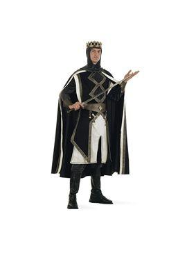 Disfraz rey de las cruzadas medieval talla m da10 - 57181040