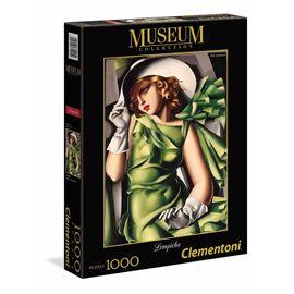 Puzzle 1000 tamara de lempicka - 06639332