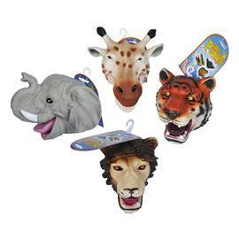Títere animales salvajes 4 surtidos - 95902893