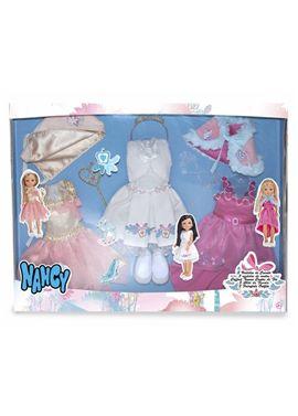 Nancy 3 vestidos de cuento - 13002583