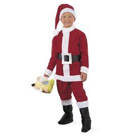 Disfraz papa noel infantil talla 3 mi170 - 57121702