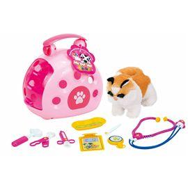 Maletín veterinario con accesorios