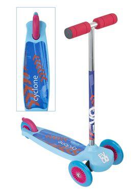 Patinete 3 ruedas azul - 94836399