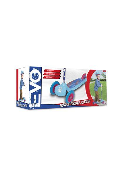 Patinete 3 ruedas azul - 94836399(1)