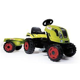 Claas tractor farmer xl + remolque - 33710114