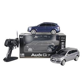 Audi q7 rc 1:18 con luces - 87863936