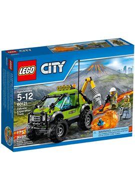 Volcan camion de exploracion - 22560121